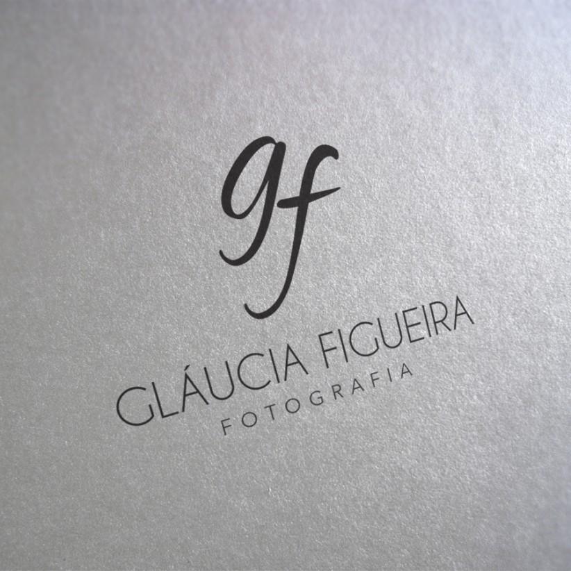 logotipos - Logotipo Gláucia Figueira Fotografia