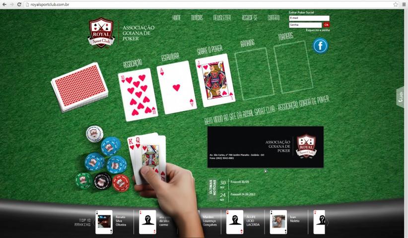 websites - Goiânia Poker