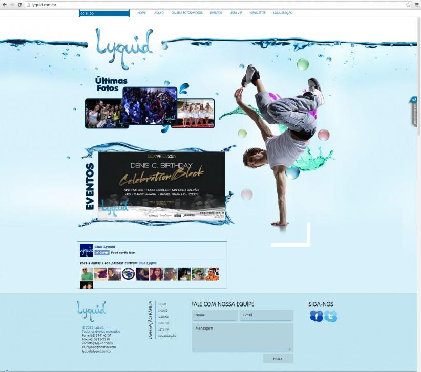websites - Site Lyquid