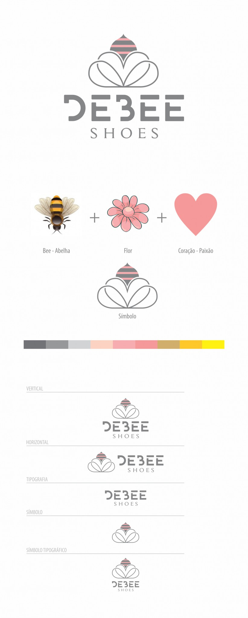 logotipos - DeBee Shoes