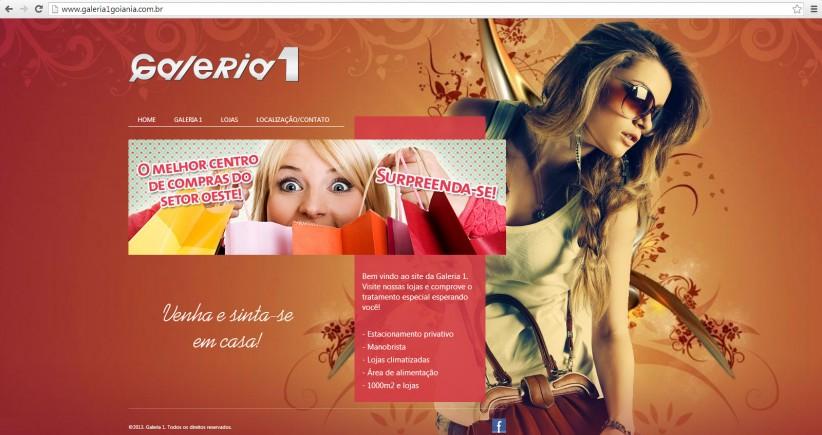websites - Site Galeria1