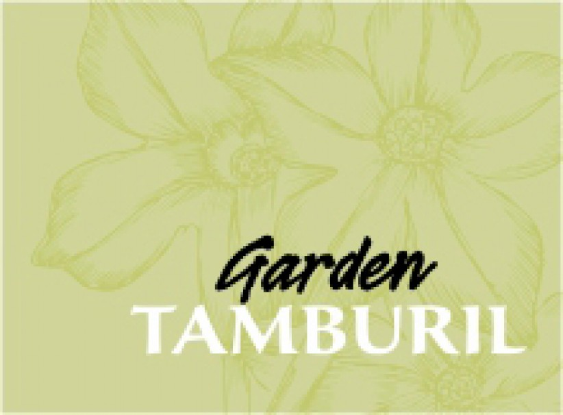 logotipos - Garden Tamburil