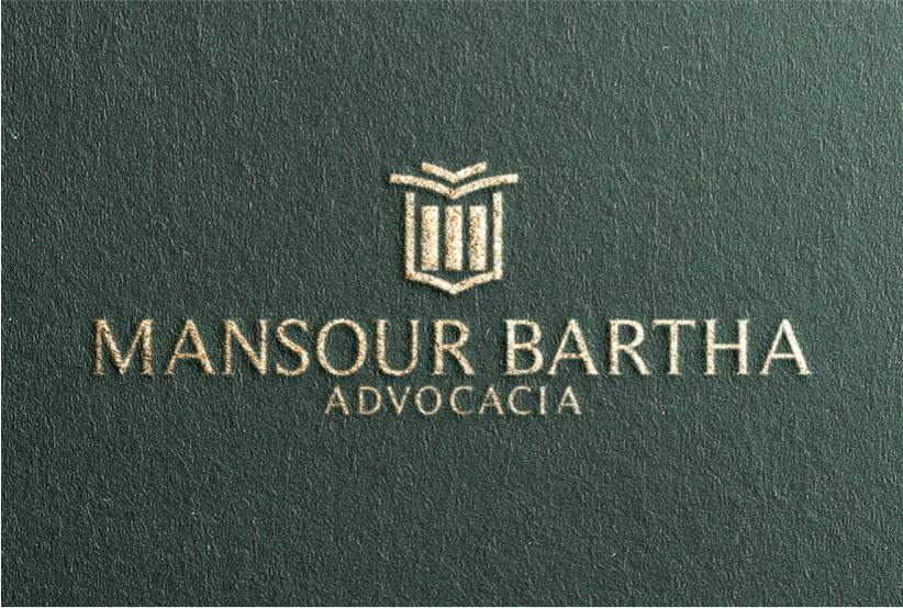 logotipos - Mansur Bartha Advogados
